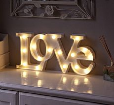 W Up Letter | Large 8217 W 8217 Metal Light Up Circus Letter 23 Warm White